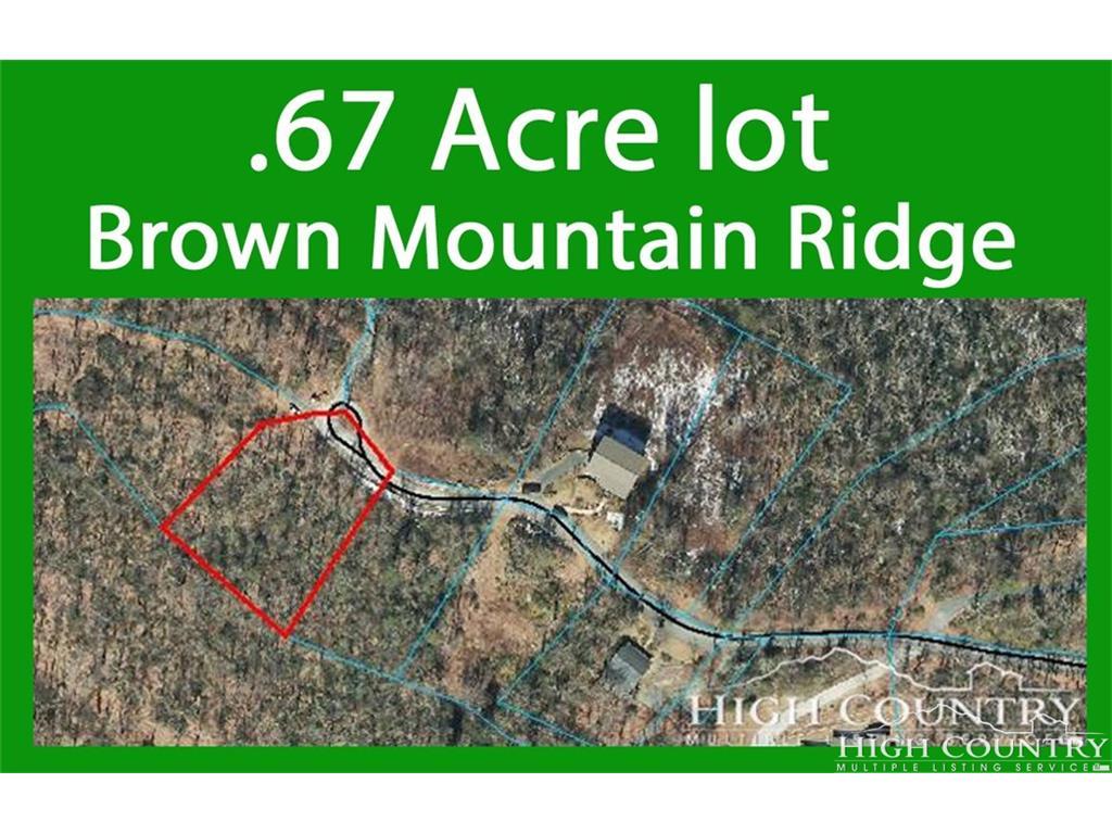 TBD Brown Mountain Ridge Road,Boone,North Carolina 28607,Land,Brown Mountain Ridge Road,1010